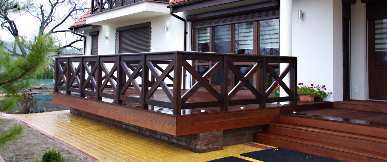 Artemon oferta balustrady